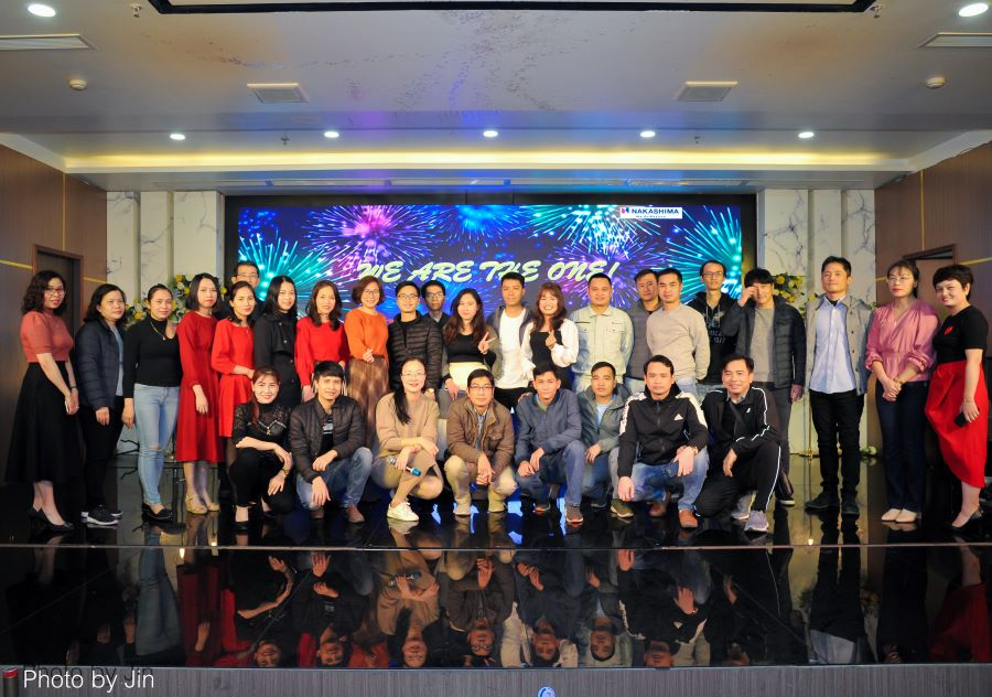 YEAR END PARTY OF 2020 - NAKASHIMA VIETNAM CO., LTD.